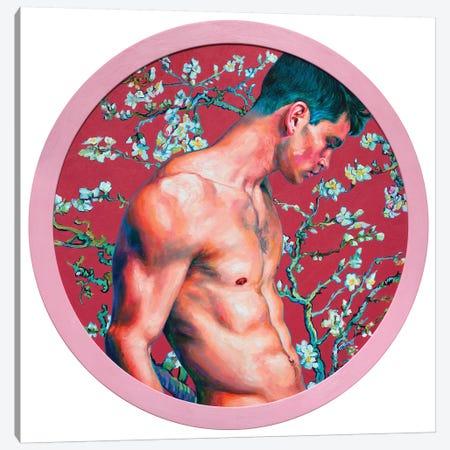 Almond Blossoms Canvas Print #OBA150} by Oleksandr Balbyshev Canvas Print