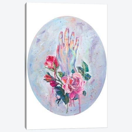 Bouquet Canvas Print #OBA16} by Oleksandr Balbyshev Canvas Artwork