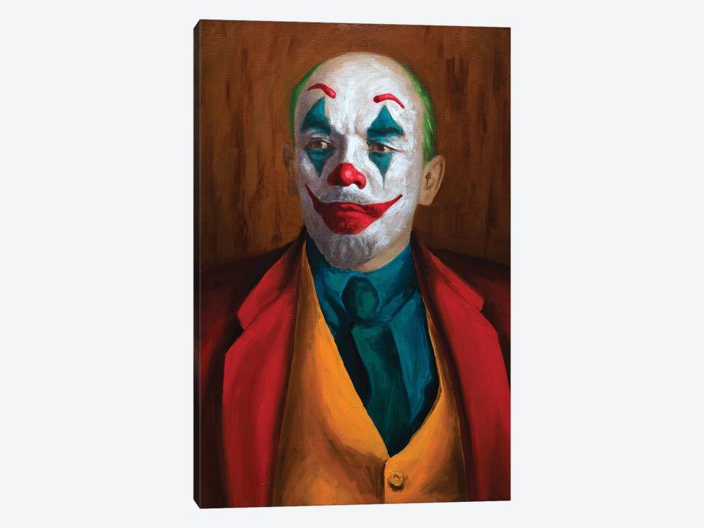 Put On A Happy Face by Oleksandr Balbyshev 1-piece Canvas Art Print