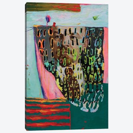 Behind The Spots Canvas Print #OBA198} by Oleksandr Balbyshev Art Print
