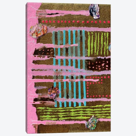 Abstract Composition I Canvas Print #OBA1} by Oleksandr Balbyshev Canvas Artwork