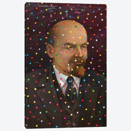 Confetti Canvas Print #OBA214} by Oleksandr Balbyshev Canvas Art Print