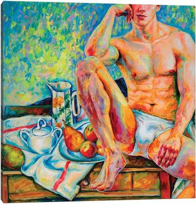 Still Life With Sugar Canvas Art Print