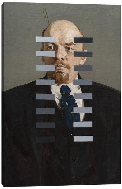Recalibration Of Lenin Canvas Art Print