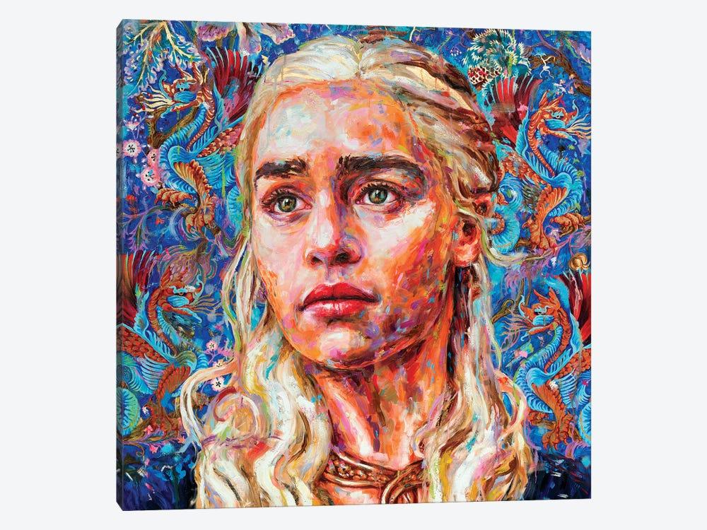 Daenerys by Oleksandr Balbyshev 1-piece Art Print