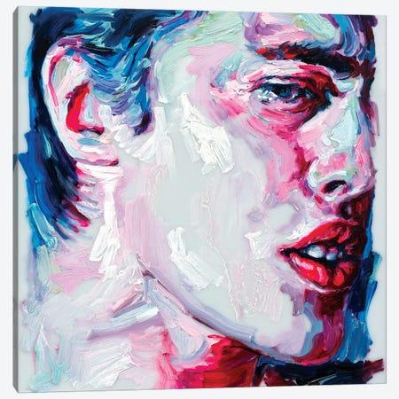 Face Study I 3-Piece Canvas #OBA25} by Oleksandr Balbyshev Canvas Art Print