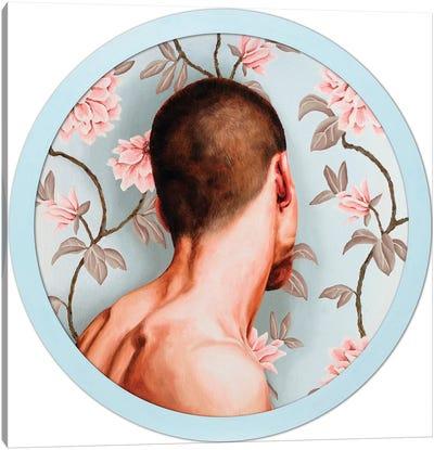 Flower Boy I Canvas Art Print