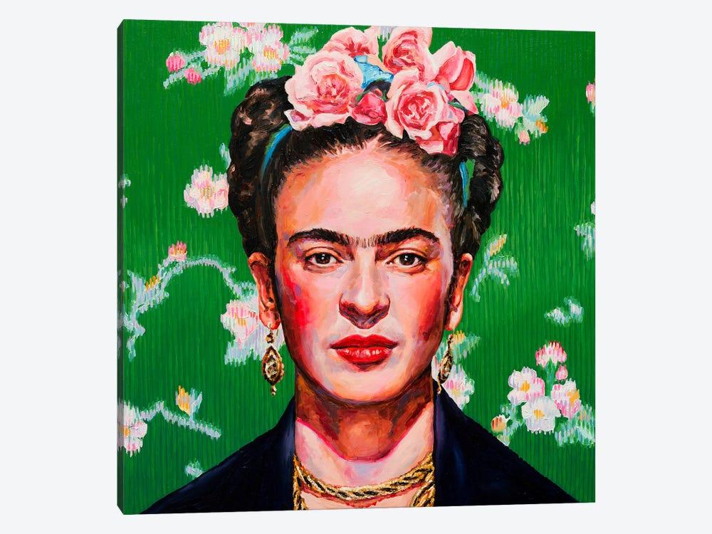 Frida by Oleksandr Balbyshev 1-piece Canvas Art Print