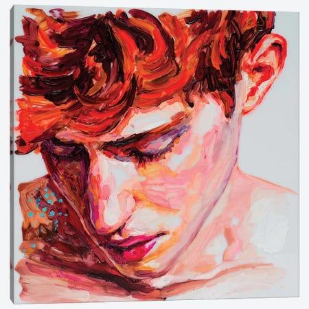 Ginger Guy II 3-Piece Canvas #OBA44} by Oleksandr Balbyshev Canvas Art Print