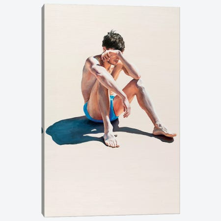 Heat Canvas Print #OBA51} by Oleksandr Balbyshev Canvas Art Print