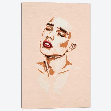 Pink 3-Piece Canvas #OBA73} by Oleksandr Balbyshev Canvas Art Print