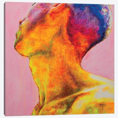Pixel Boy 3-Piece Canvas #OBA77} by Oleksandr Balbyshev Canvas Artwork