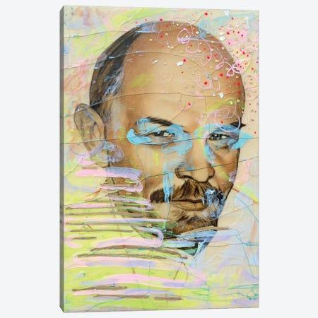 Sly Lenin Canvas Print #OBA89} by Oleksandr Balbyshev Canvas Artwork