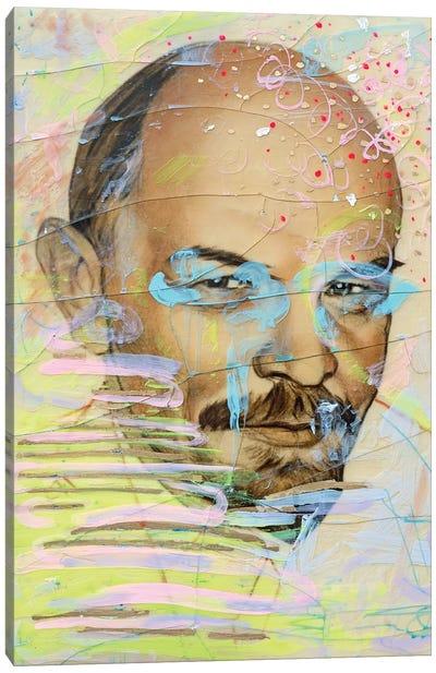 Sly Lenin Canvas Art Print