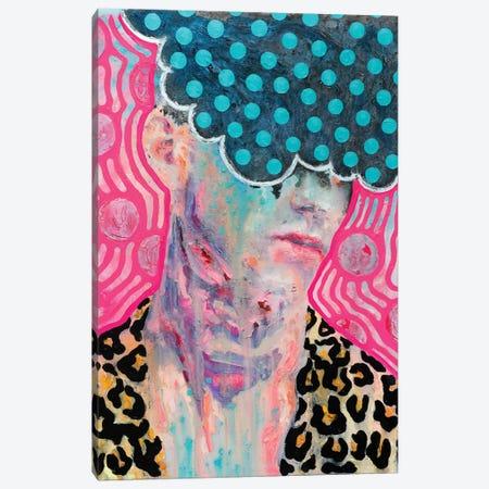 Stealing Fashion Canvas Print #OBA91} by Oleksandr Balbyshev Canvas Print