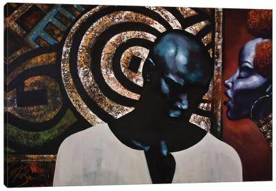 Illuminated Whisper Canvas Art Print