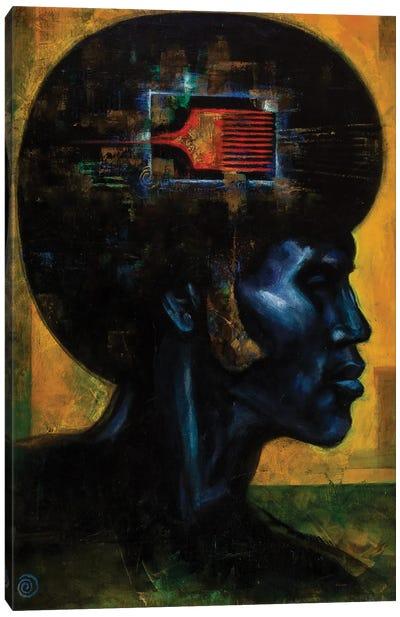 Soul Comb II Canvas Art Print
