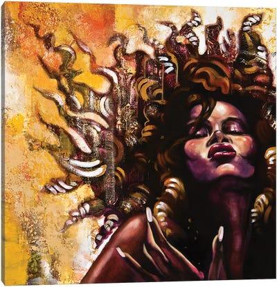 Fahrenheit Canvas Art Print