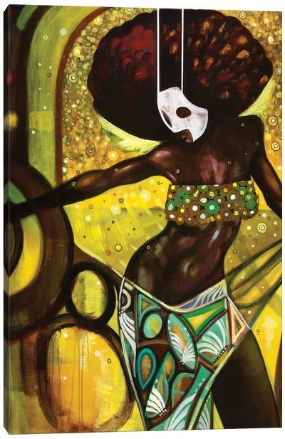When My Soul Dreams II Canvas Art Print