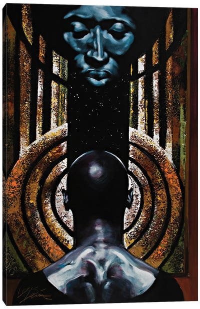 The Awakening Canvas Art Print