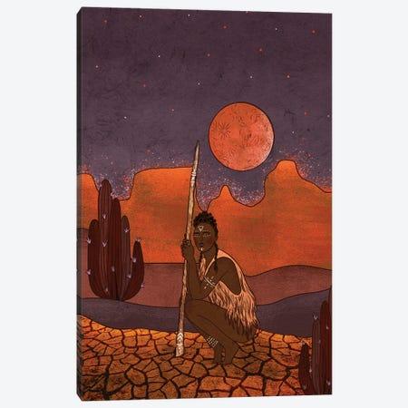 Earth Goddess Canvas Print #OBK11} by Olivia Bürki Canvas Print