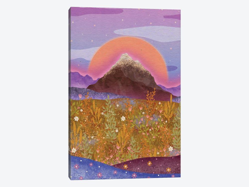 Flower Alp by Olivia Bürki 1-piece Art Print