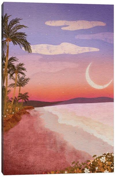 Palm Beach Canvas Art Print