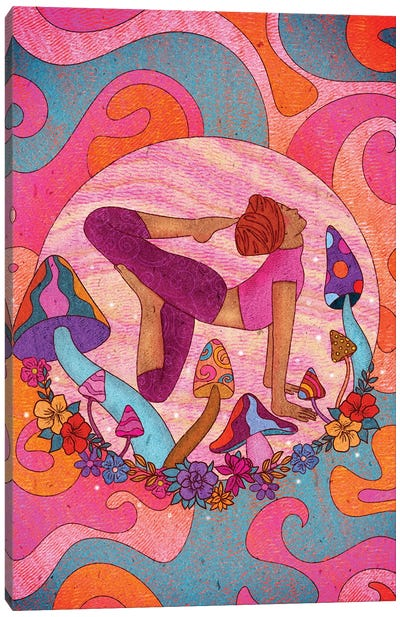 Powerhouse Canvas Art Print