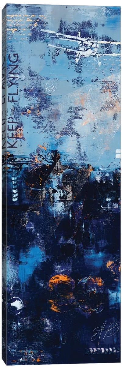 Keep Flying Canvas Art Print