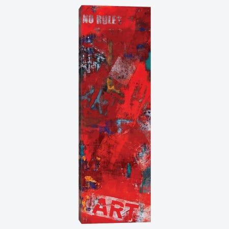 No Rules Canvas Print #OBO101} by Olena Bogatska Canvas Print