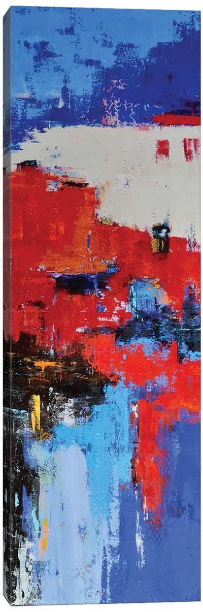 Abstract #10 Canvas Art Print