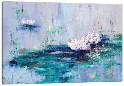 Water Lilies Canvas Art Print