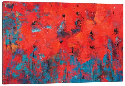 Abstract #12 Canvas Art Print