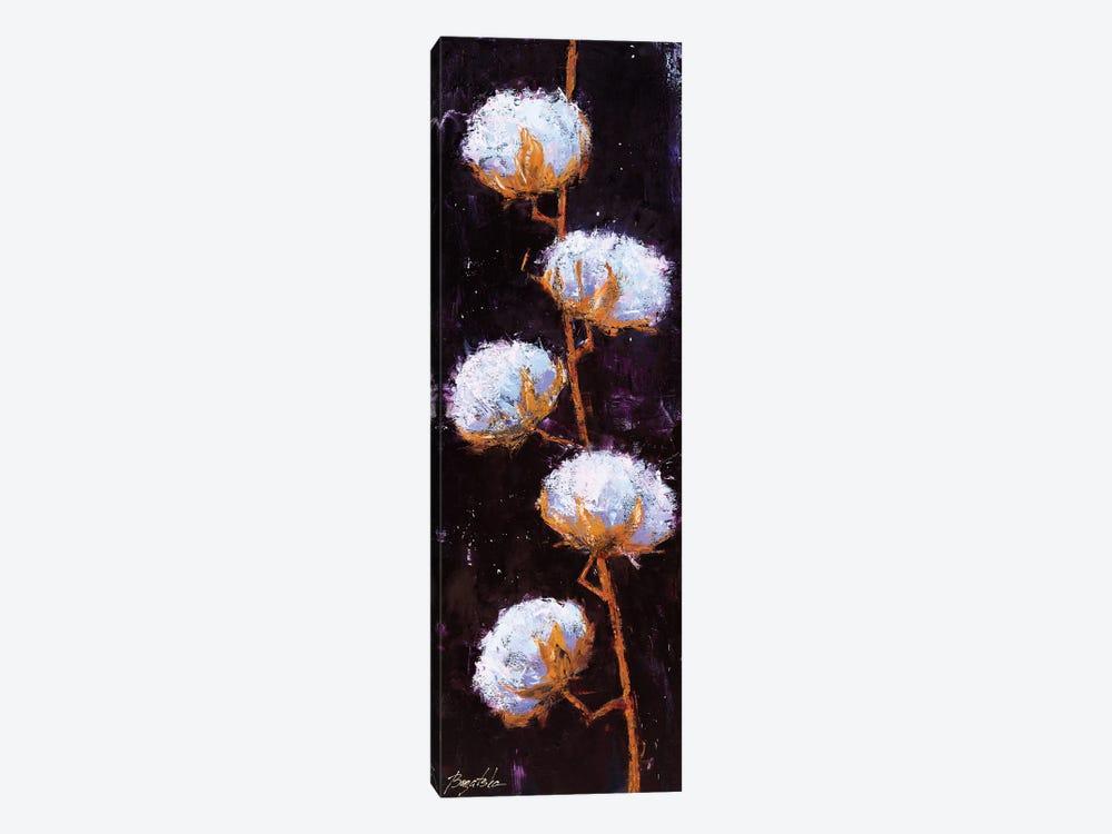 Cotton Branch by Olena Bogatska 1-piece Canvas Art
