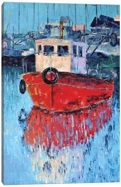 Jaffa Canvas Art Print