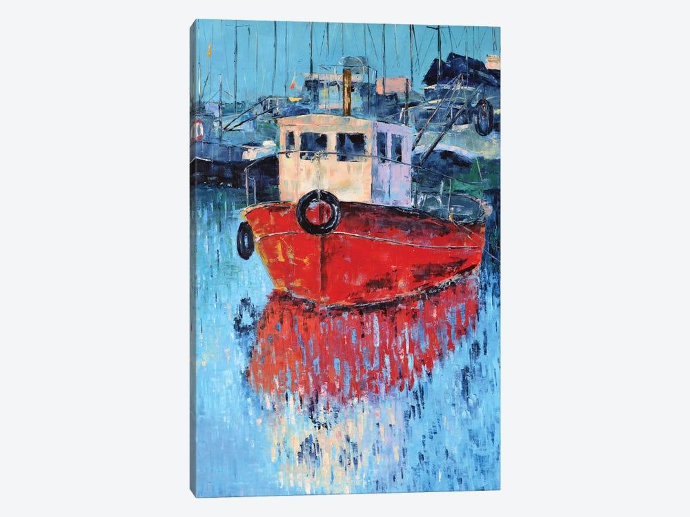 Jaffa by Olena Bogatska 1-piece Canvas Art