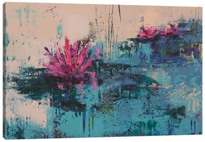 Lily I Canvas Art Print