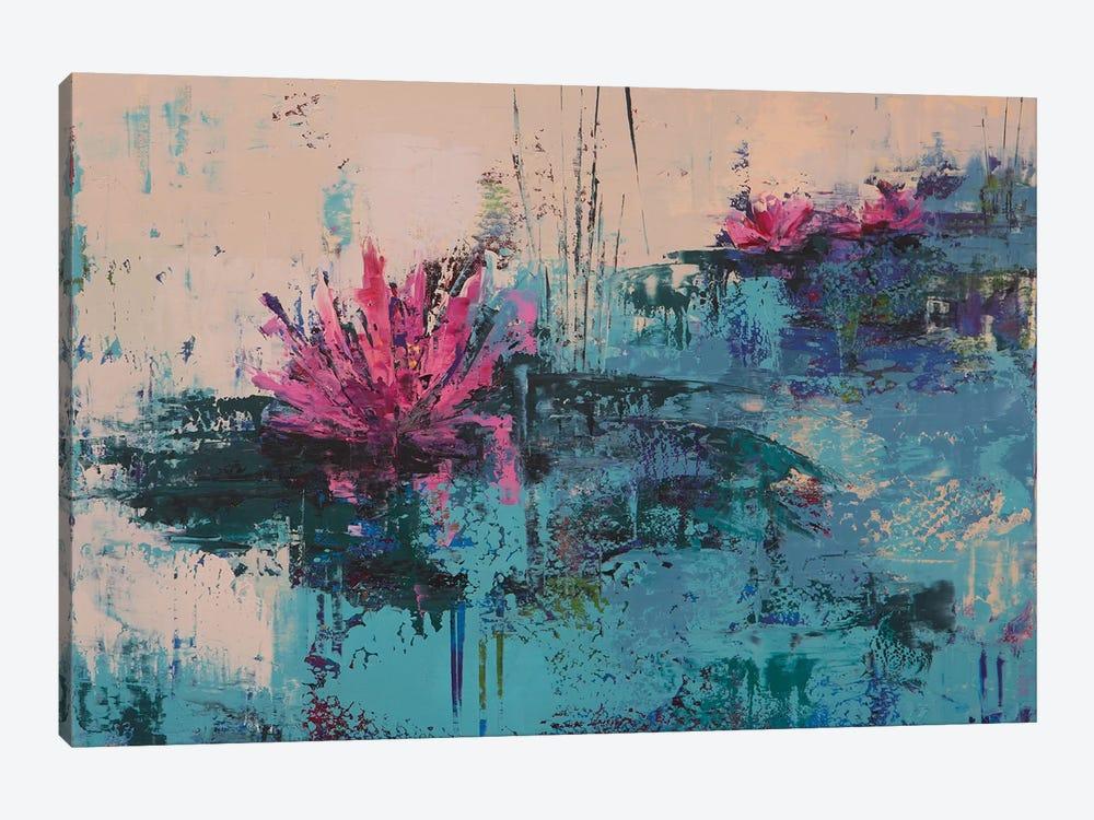 Lily I by Olena Bogatska 1-piece Canvas Wall Art