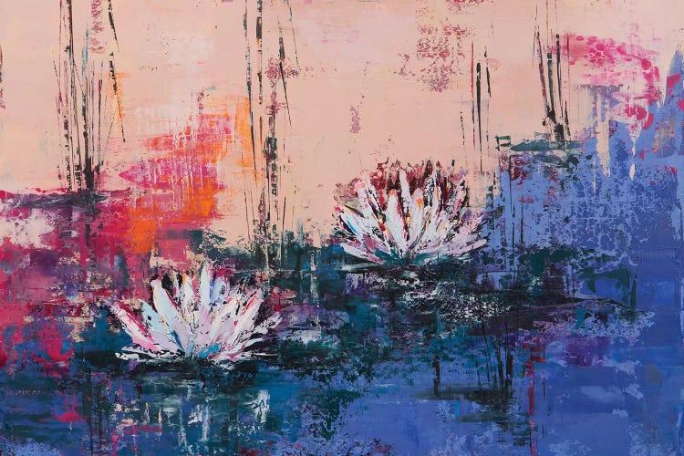 Lily Ii Art Print By Olena Bogatska Icanvas