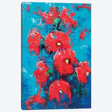 Mallows I Canvas Print #OBO45} by Olena Bogatska Art Print