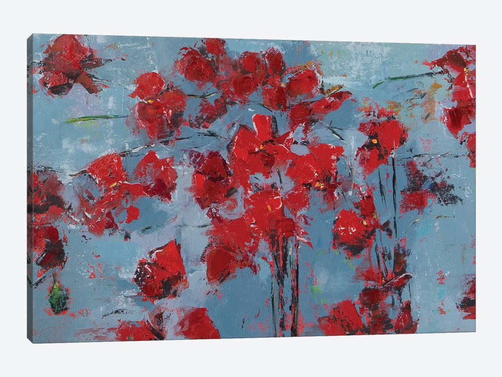 Orchid II by Olena Bogatska 1-piece Art Print