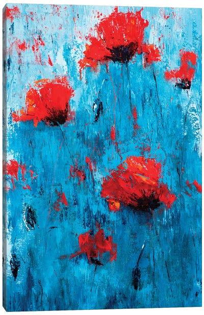 Poppyseed I Canvas Art Print