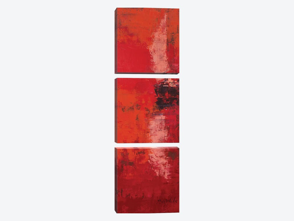 Sail II by Olena Bogatska 3-piece Canvas Art Print