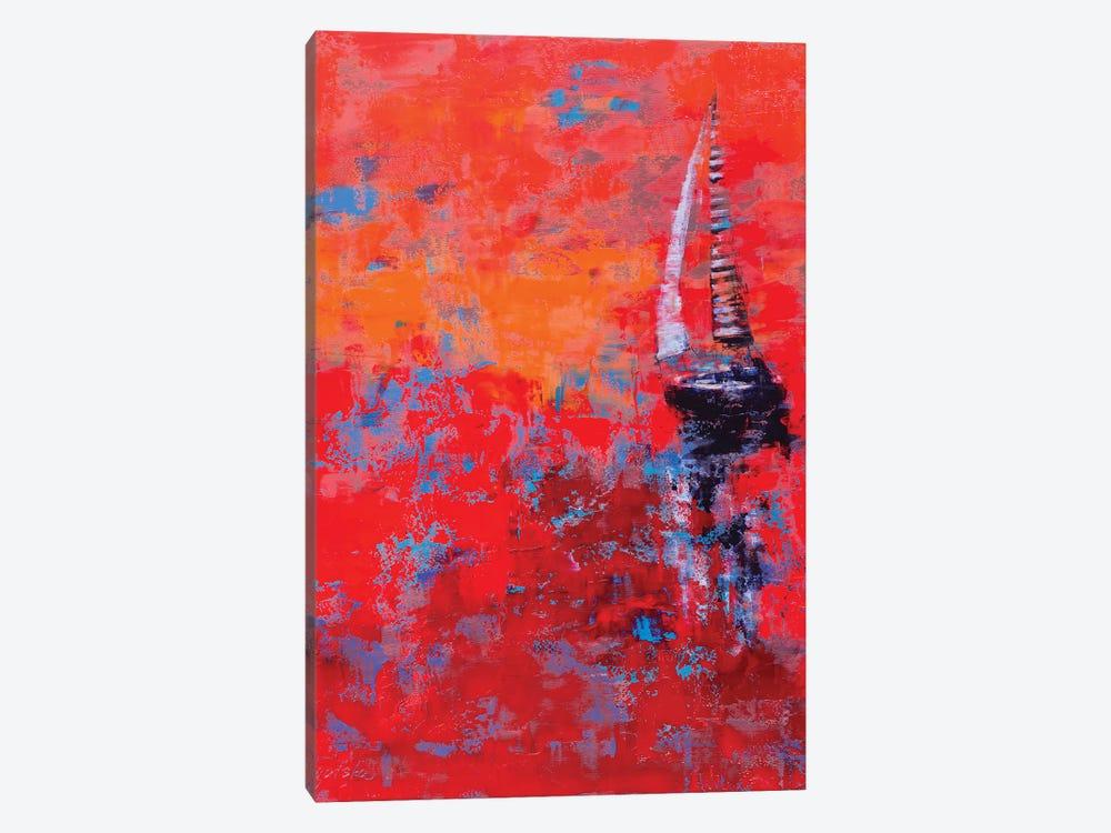 Sail III by Olena Bogatska 1-piece Canvas Art