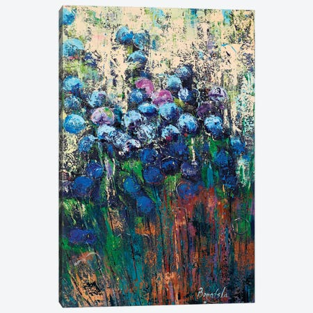 Serenity Canvas Print #OBO68} by Olena Bogatska Canvas Artwork