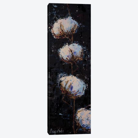 Tenderness Canvas Print #OBO72} by Olena Bogatska Art Print