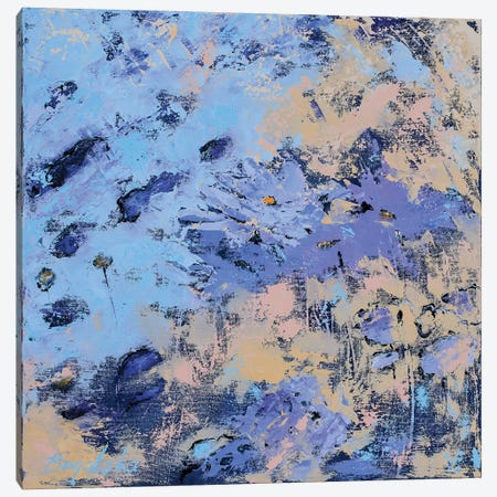 Waiting For The Summer Canvas Print #OBO75} by Olena Bogatska Canvas Art