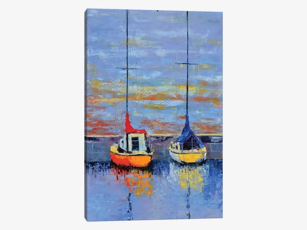 Waiting For The Wind by Olena Bogatska 1-piece Canvas Print