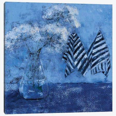 Yarrow Canvas Print #OBO77} by Olena Bogatska Canvas Art