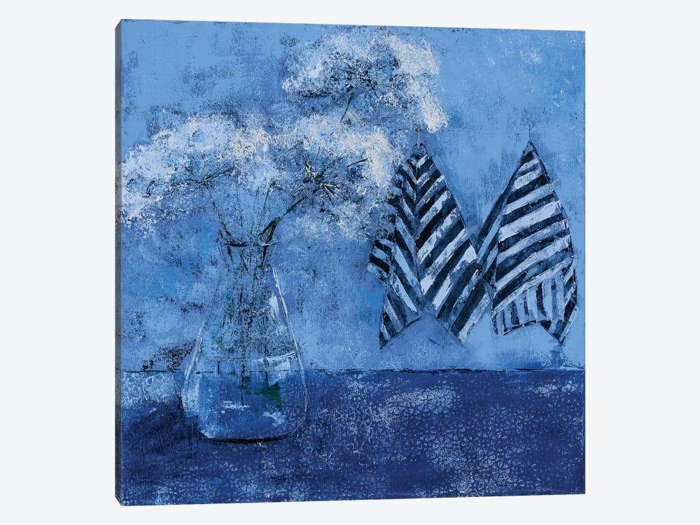 Yarrow by Olena Bogatska 1-piece Canvas Artwork